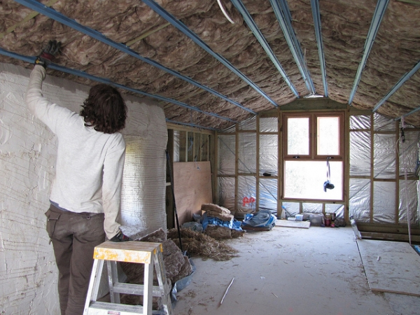 How to Improve Your Home Insulation tips from ETR company from Tyler Texas
