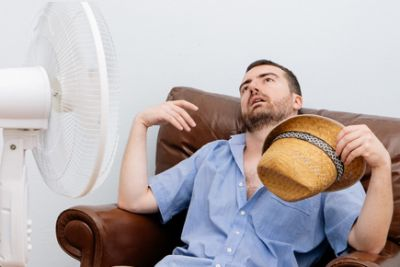Solutions you can check on your own that may resolve the Air conditioning problem