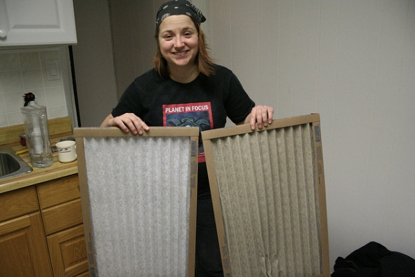 How to Replace Your Furnace Filter tips from ETR company from Tyler Texas