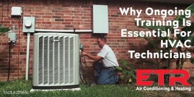 Why ongoing training is essential for HVAC Technicians