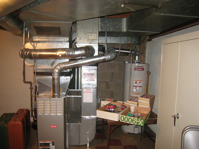 To maintain optimum temperature levels your furnace has to function effectively