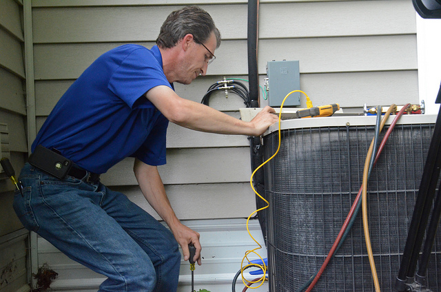 ERT has service experts heating & air conditioning