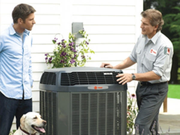 We're always here to help you with air conditioning service