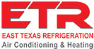 ETR East Texas Small Logo