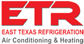 ETR Air Conditioning and Heating logo small