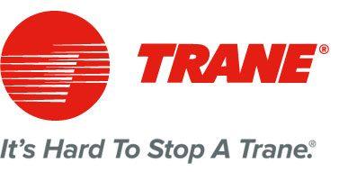 Trane Logo - It's hard to stop a train