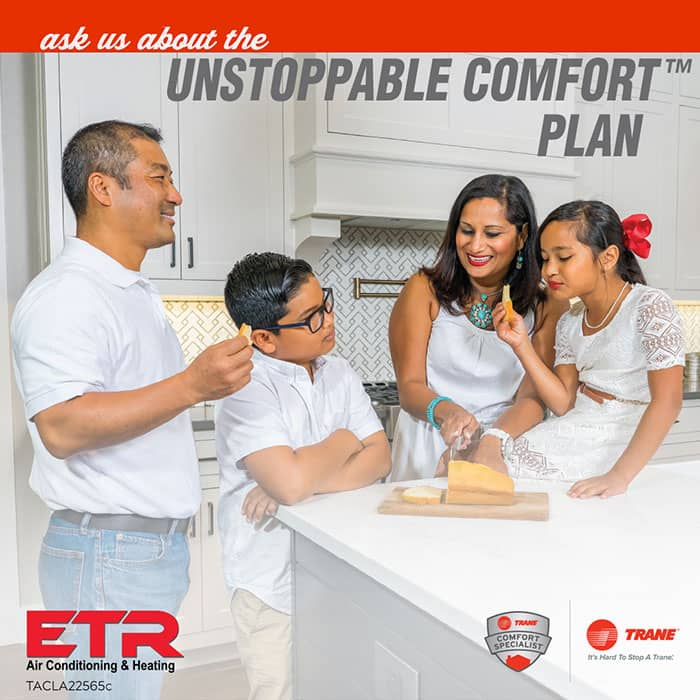 ETR and Trane now have a solution for homeowners