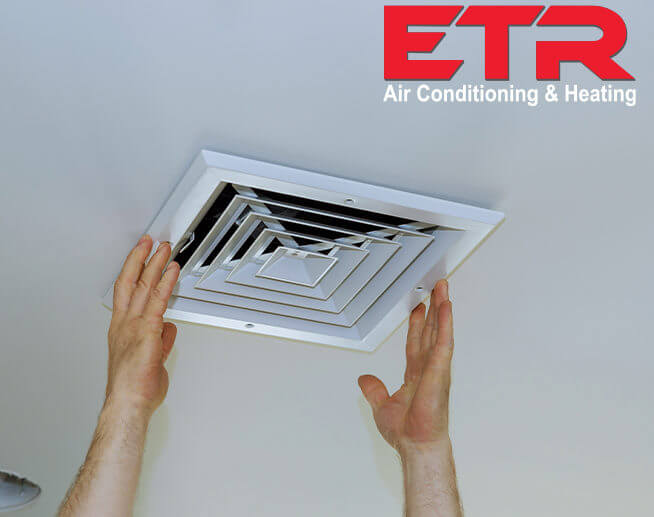 ETR Air Conditioning and Heating Tyler Texas