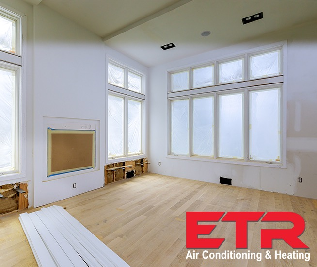 ETR service experts heating & air conditioning