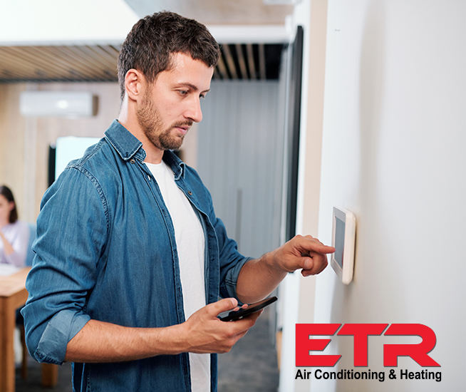 ETR: East Texas Refrigeration, with locations in Tyler & Longview and serving all of East Texas, wants to help save you money on your HVAC systems.