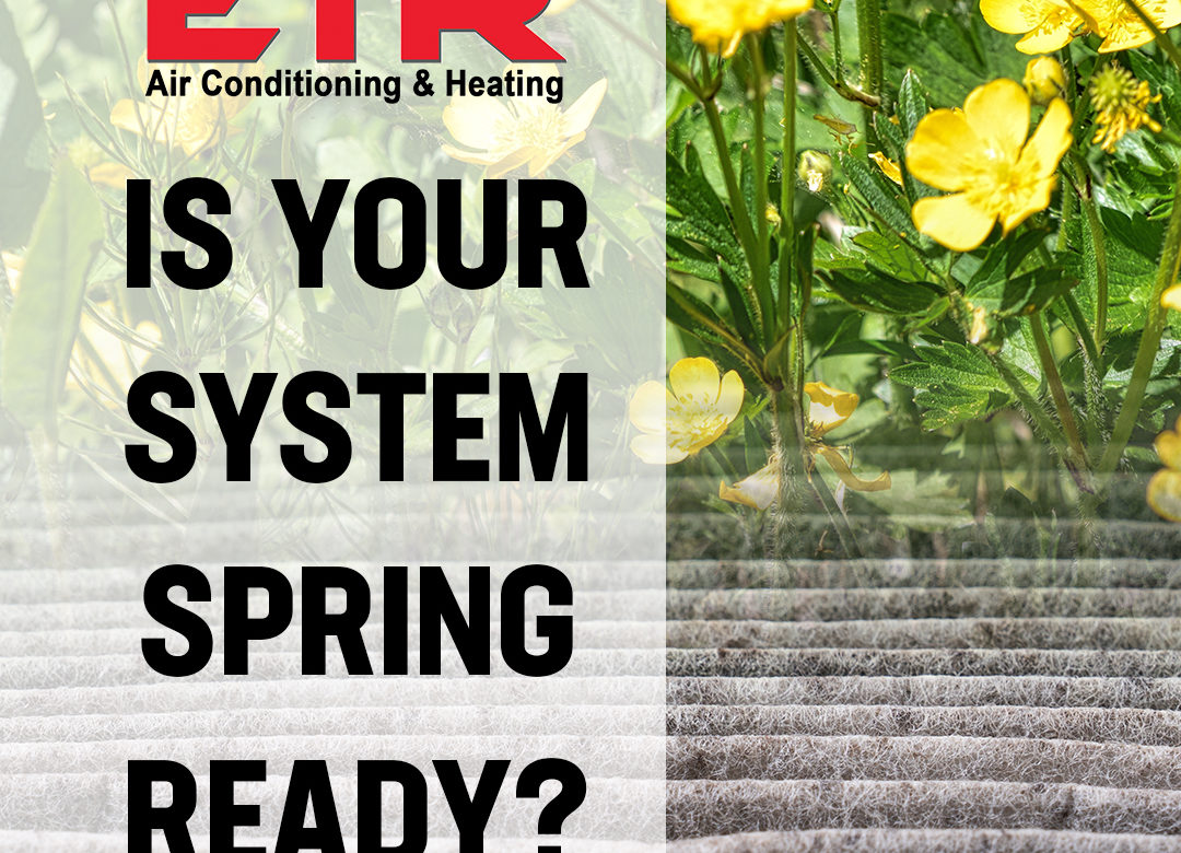 is your system ready for spring